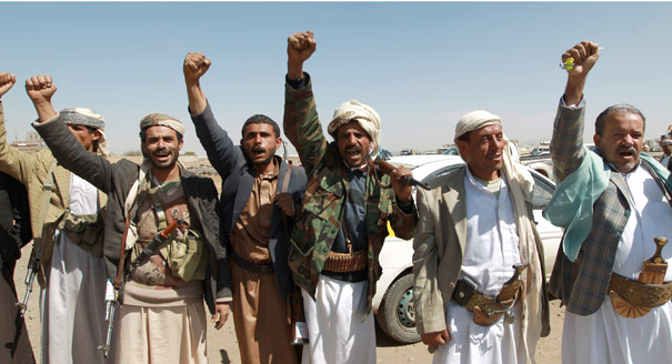 The Popular Committee Phenomenon in Yemen: Fueling War and Conflict