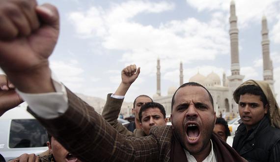 Tensions rise between Yemen's Saleh and Hadi
