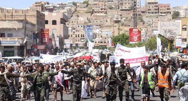 How Yemen's Civil Conflict Turned Into a Regional Proxy War