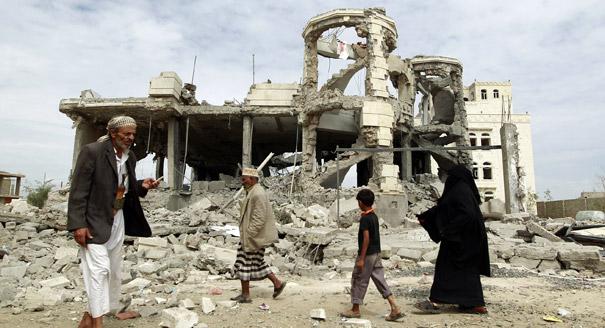 Extremism Grows in Yemen's Civil War