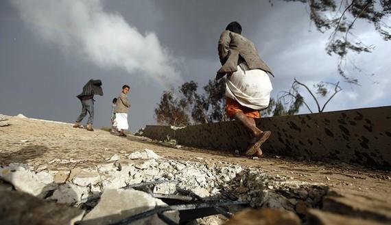 Yemen's children in crisis