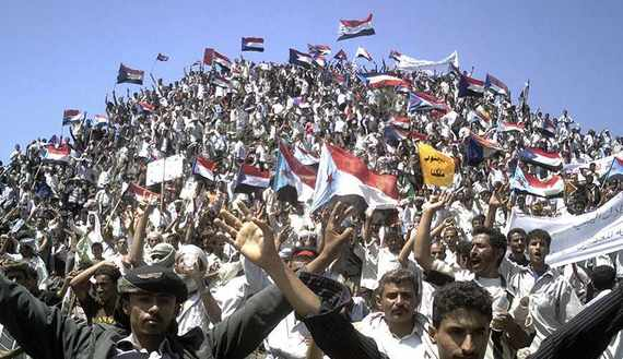 Re-emergence of the Yemeni left
