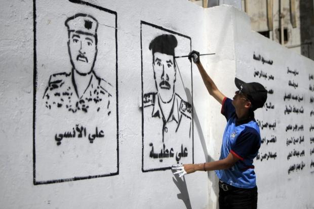 Political satire lightens the mood in Yemen