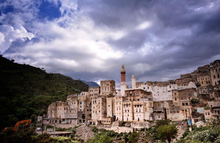 جغرافيا الحرب والزراعة في اليمن